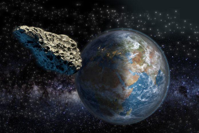 Nasa: la lista degli asteroidi che ci sfioreranno nel 2017