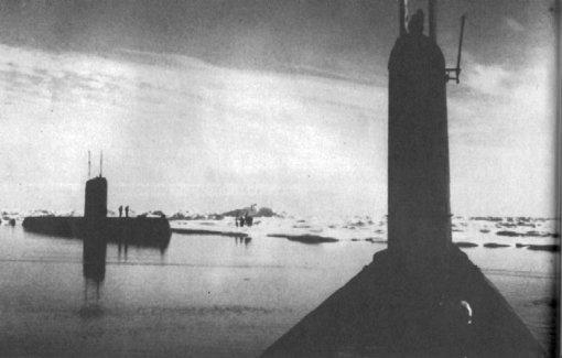 Supervulcano Polo Nord Artico
