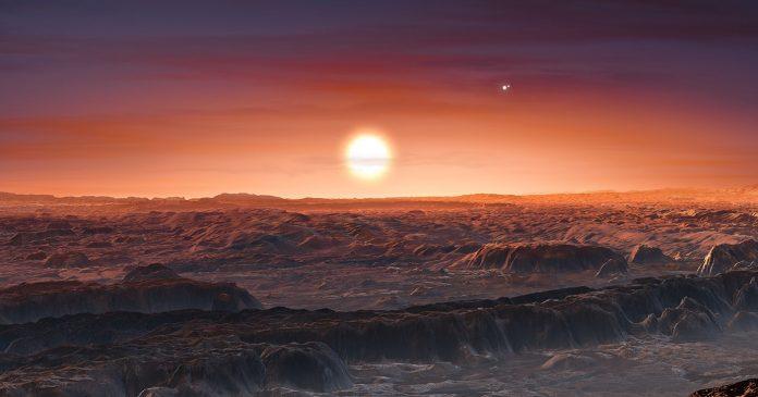 Proxima: un sistema complesso con più pianeti