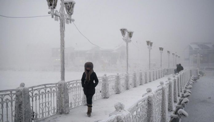 Gli inverni in Europa sono i più freddi da 30 anni