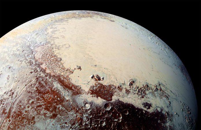 Nuovi studi proverebbero l'esistenza di acqua su Plutone