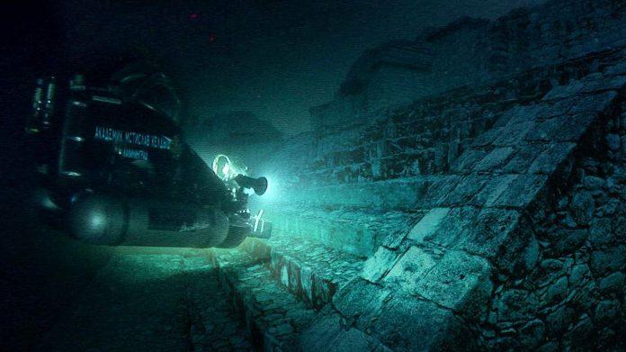 I resti di Atlantide: piramide sommersa al largo delle Azzorre