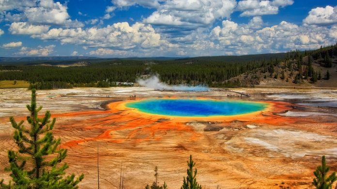 Yellowstone: una nuova ondata di terremoti