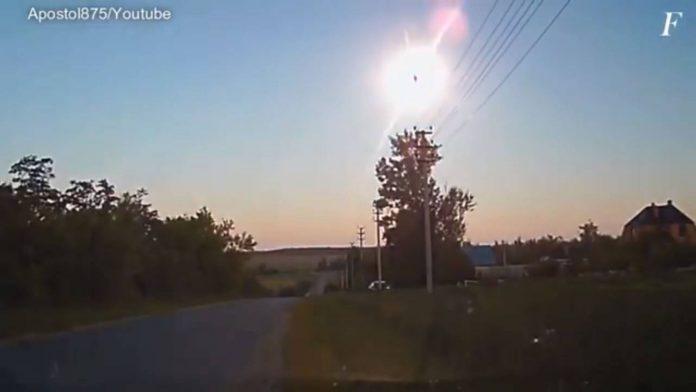 Nuovo impatto di un asteroide in Russia