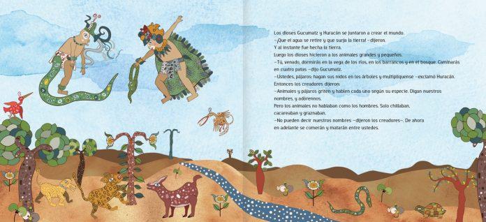 La creazione umana nel Popol Vuh Maya
