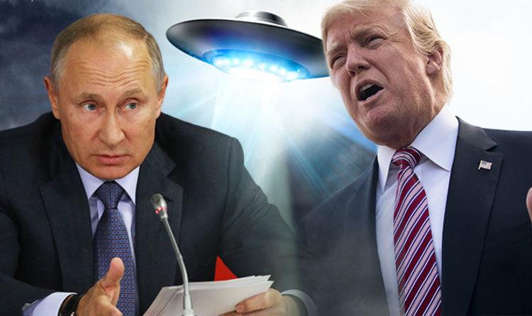 Putin Minaccia Aliena Trump Nibiru