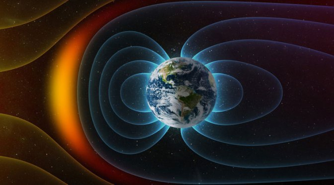 portali magnetici terra sole