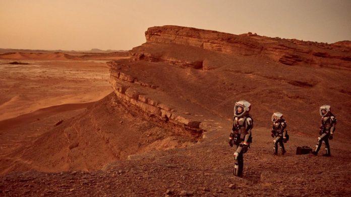 Sbarco dell'uomo su Marte tra il 2024 e il 2033