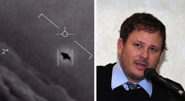 Tom Delonge Ufo alieni roma