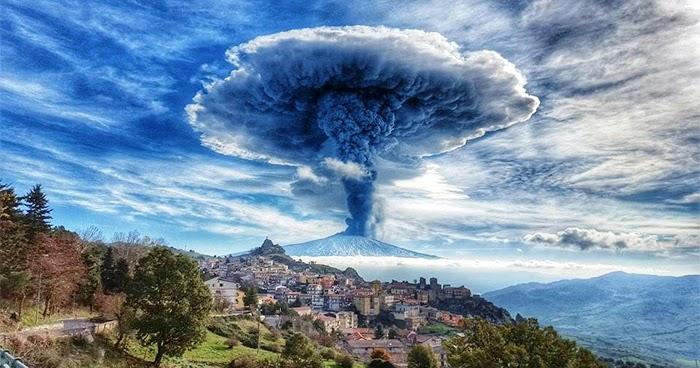 Super vulcani minaccia globale