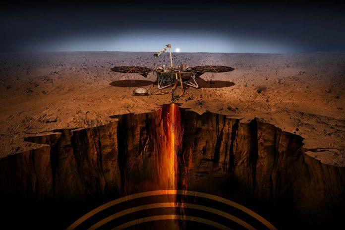 Missione Insight: la diretta da Marte questa sera
