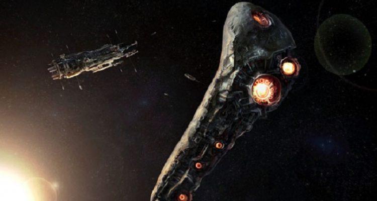 oumuamua extraterrestre