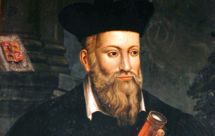 Profezie Nostradamus 2019