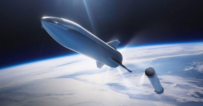 Nasce l'era spaziale: La Starship di Elon Musk