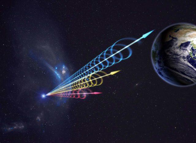 FRB segnali alieni oumuamua