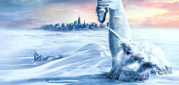montaigne apocalisse slittamento polare