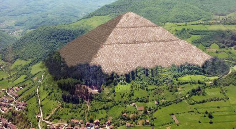 visoko piramidi