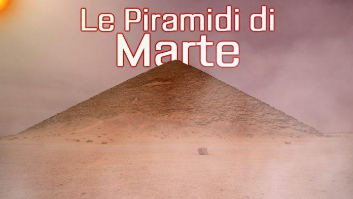 Racconto-storia: le piramidi di Marte
