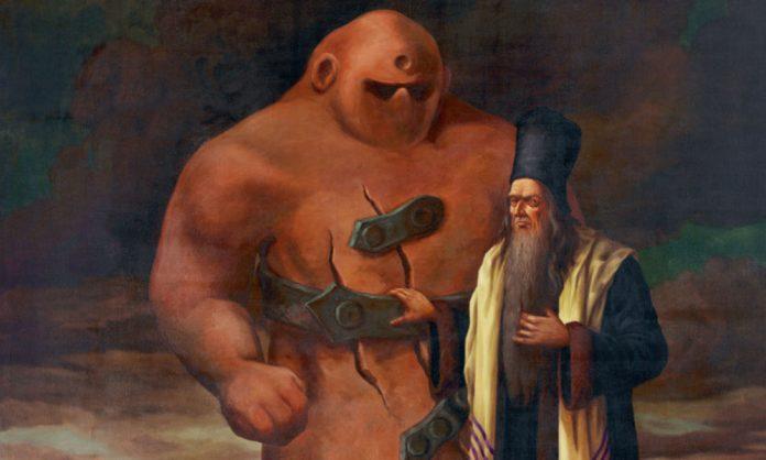 La figura del Golem : tra mito e storia